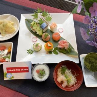 寿司ビュッフェ🍣